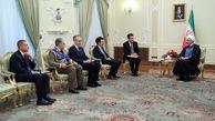 اراده ایران تقویت روابط صمیمانه با ایتالیا است