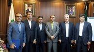 مراسم تجلیل و معارفه عضو هیأت مدیره پست بانک ایران برگزار شد