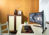آینده ورزشهای الکترونیکی با نمایشگرهای ۴۹ اینچی سامسونگ