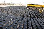 صادرات بیش از 24 هزار تن قیر و عایق رطوبتی از بورس کالای ایران