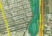 تلاش برای غیرهمسطح سازی تقاطع های پرترافیک بزرگراه شهید باقری