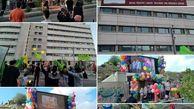 جشن بزرگ میلاد امام حسن مجتبی (ع) برای کودکان مبتلا به سرطان
