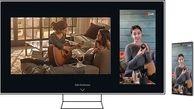 یک تلویزیون و چند نمایشگر
