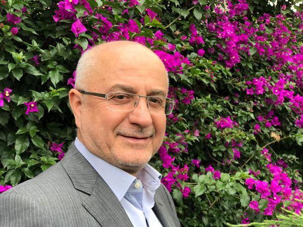 تسلیت دکتر مهدی کرباسیان برای درگذشت مرحوم مرادخانی
