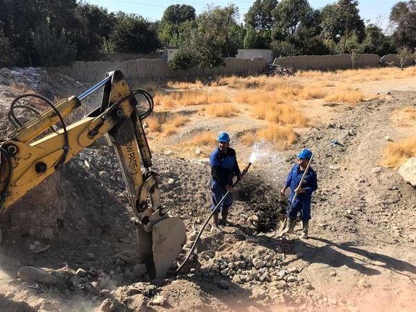 شناسایی یک انشعاب غیرمجاز آب در شهریار