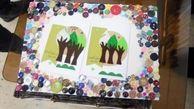 برگزاری جشنواره محیط زیست در مدارس منطقه سه