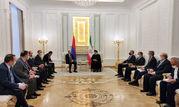 روابط ایران و ارمنستان همواره دوستانه بوده است