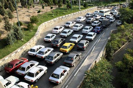 ترافیک چهار راه استانبول، ۷۰ سال قبل+عکس