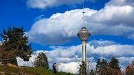 بهبود هوای پایتخت با وزش باد از شنبه