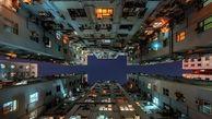 آسمانخراشهای هنگکنگ از دریچهی دوربین + عکس