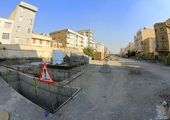 بازسازی ساختمان مرکز نمایشگاه های دائمی شهرداری تهران در بوستان گفتگو