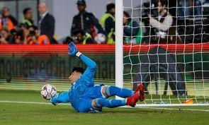 بیرانوند در جمع ۱۰ بازیکن برتر یکهشتم نهایی جام ملتها