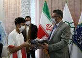 اختتامیه مسابقه فوتبال خیابانی محله امامزاده یحیی (ع) در قلب طهران
