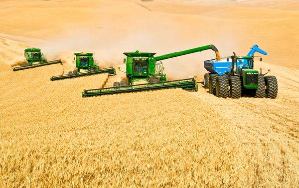 تغییر بزرگ در بخش کشاورزی