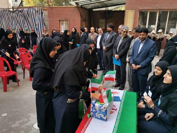 بیست و یکمین انتخابات شهردار مدرسه در مدارس منطقه 11 برگزار شد