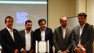 قدردانی از نمایندگان برتر استان یزد