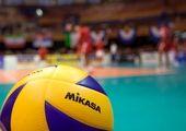 مهتاب کرامتی در ترکیب تیم ملی والیبال + عکس