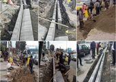 بهسازی بیش از ده معبر سواره رو شمال شرق تهران
