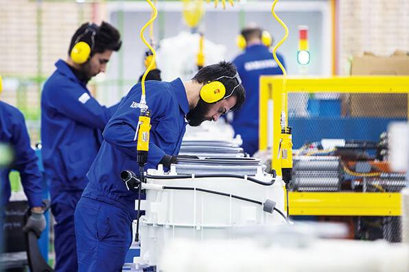 در 5 ماهه اول سال صورت گرفت؛ رشد 15 درصدی اشتغال صنعتی