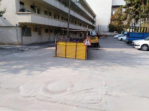 نوسازی 1570متر شبکه فاضلاب زیر پوشش ناحیه 2 آبفای منطقه 6