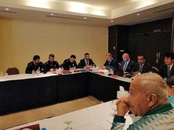 برگزاری جلسه هماهنگی دیدار عراق و ایران/ تیم ملی ایران سفید می پوشد