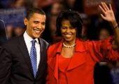 لباس همسر اوباما سوژه رسانهها شد+ عکس