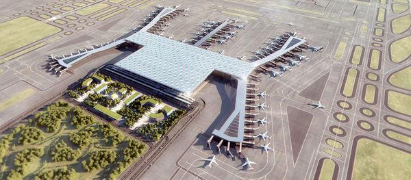 فرودگاه استانبول، بزرگترین و مجهزترین فرودگاه جهان