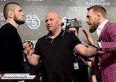 پیشنهاد بزرگ رپر معروف به حبیب برای ترک UFC + عکس