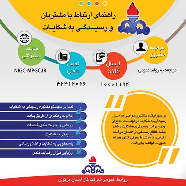 بیش از90درصد مشترکین گازطبیعی ازخدمات غیرحضوری سامانه ارتباط با مشتریان درسال1399 رضایت داشته اند