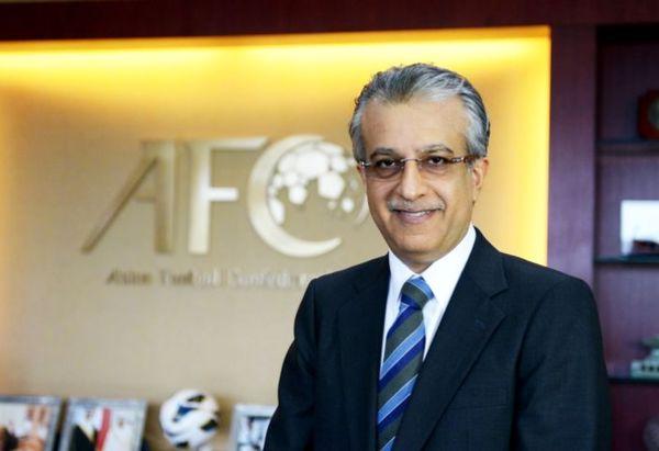پیام تبریک رئیس AFC به مناسبت قهرمانی پرسپولیس