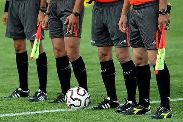 اعلام داوران مرحله دوم جام حذفی