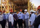 رکورد تولید روزانه در گروه صنایع پتروشیمی خلیج فارس، شکسته شد