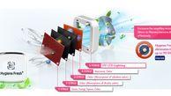 آشنایی با تکنولوژیهای برتر بهداشت داخل یخچال و نوآوریهای پیشرو الجی