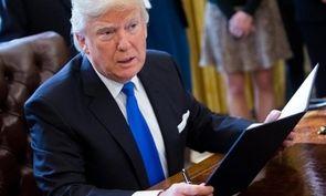اذعان ترامپ به دشواری تحقق صلح در خاورمیانه