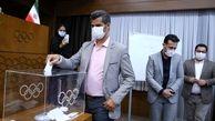 هادی ساعی رئیس کمیسیون ورزشکاران شد