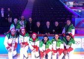 بازدید مسئولین ورزش کشور از موزه IOC