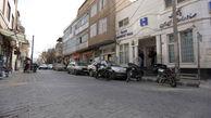اجرای پروژه بهسازی خیابان آقایاری