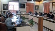 بازدید نماینده مردم ساوه و زرندیه درمجلس شورای اسلامی از شرکت آب و فاضلاب ساوه