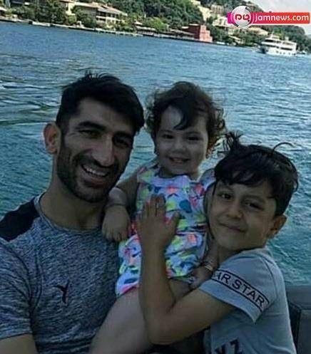 سر و وضع بیرانوند در ترکیه! + عکس