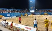 پیروزی فوتبال ساحلی کشورمان مقابل اوکراین