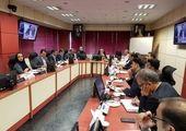 جلسه شورای مدیران معاونت فنی و عمرانی برگزار شد
