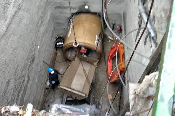 تشریح اقدامات در حال اجرا به منظور مدیریت سیلاب در محدوده بزرگراه شهید لشکری
