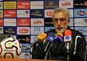 فکری با بازیکنان استقلال هم قهر کرد! +عکس