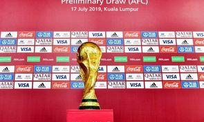 حریفان تیم ملی فوتبال ایران در مقدماتی جام جهانی مشخص شدند