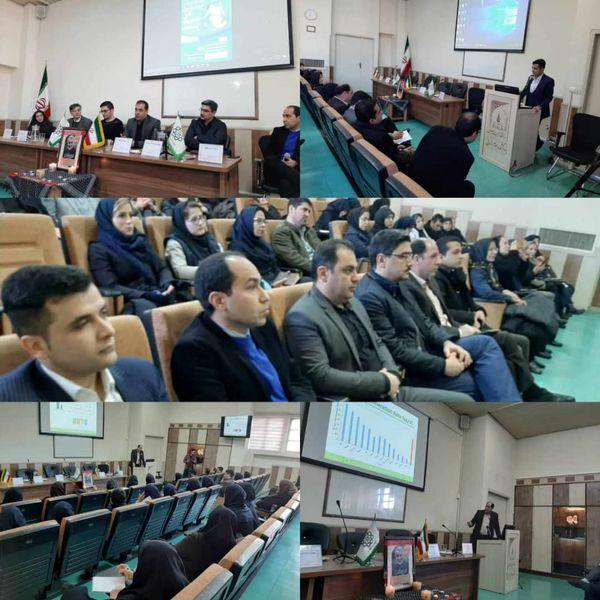 همایش بررسی نقش مشارکت دانشگاهها با شهرداری در مدیریت پسماند