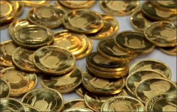 سکه در کانال ۱۱ میلیون تومانی