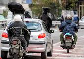 موتورسواران فرانسوی در ایران+عکس