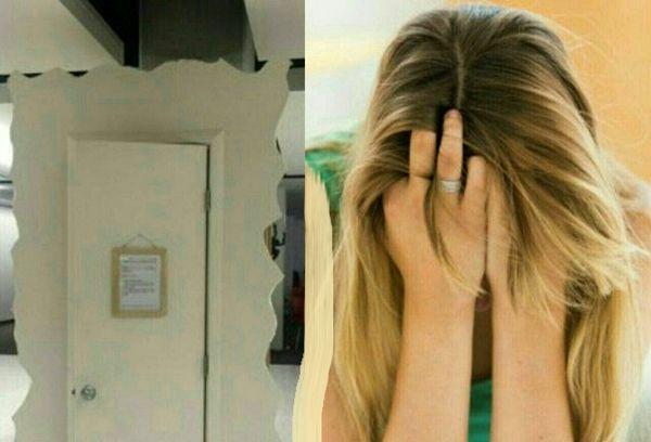 اتاق مخصوص به گریه در دانشگاه+عکس