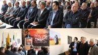 """مراسم پنجمین سوگوارهی """"محرم ایران زمین"""" در ایوان انتظار برگزار شد"""