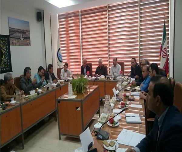 برگزاری دومین نشست کمیته علمی فنی و تخصصی بهرهبرداری